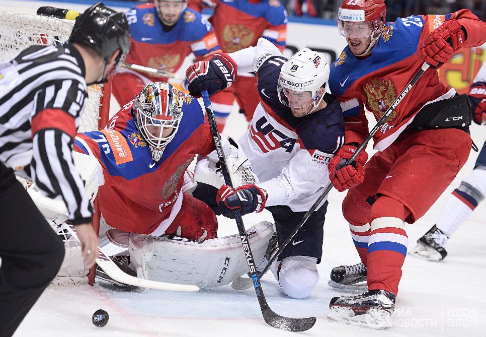 сша россия прогноз хоккей 2018