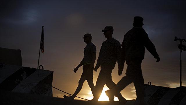 ВЙемене один американский военнослужащий умер, трое ранены