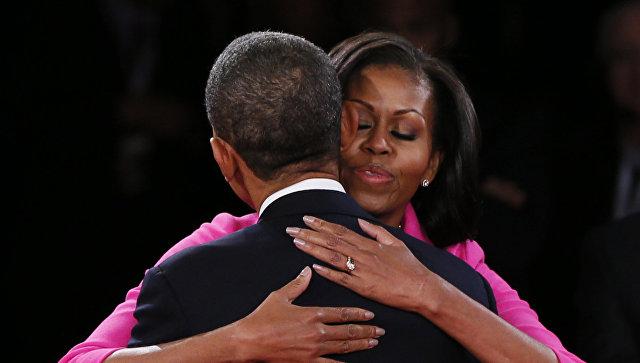Барак иМишель Обама подписали договор сNetflix