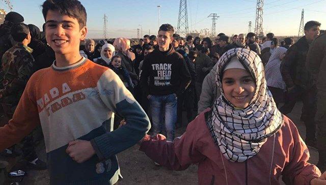 Комитет Красного Креста расширит сотрудничество сРФ поСирии