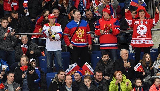 """Средняя посещаемость """"регулярки"""" КХЛ упала за два года на 4,6%"""