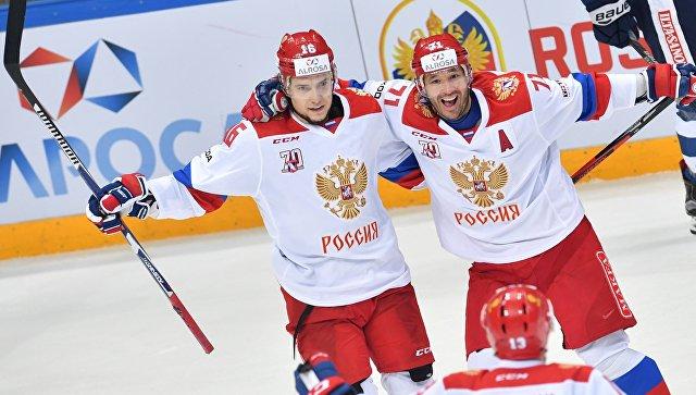 Нападающий сборной Швеции извинился заслова о русском хоккее