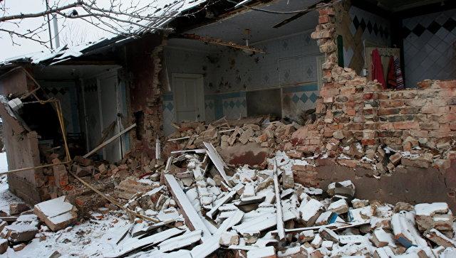 В «ДНР» проинформировали обукреплении позиций ВСУ запрещенным вооружением