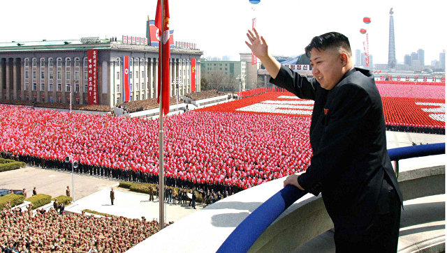 Трамп ждет от КНДР мирного решения ситуации на Корейском полуострове