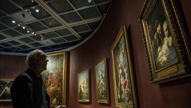 Третьяковская галерея на10 дней продлит выставку шедевров Пинакотеки Ватикана