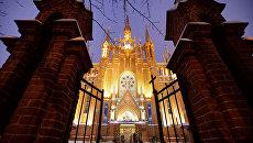 Кафедральный собор Непорочного зачатия Девы Марии в Москве