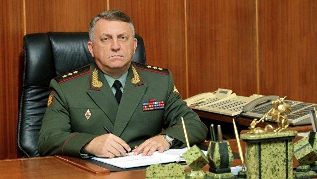 Командующий РВСН генерал-полковник Сергей Каракаев. Архивное фото