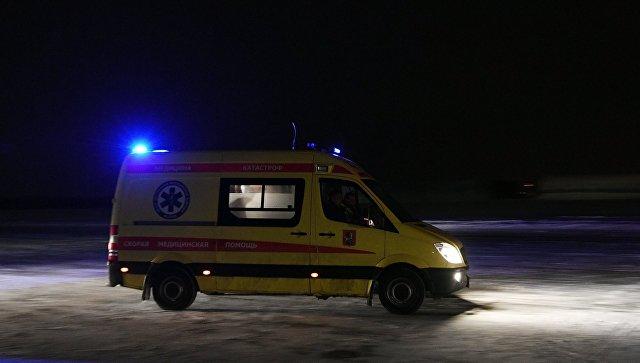 Автомобиль скорой помощи. Архивное фото