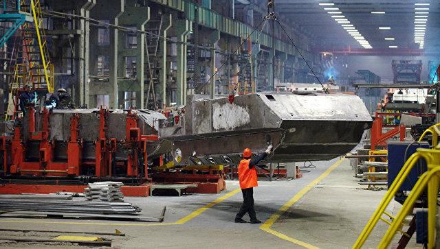 Власти сделают акцент на машиностроении в господдержке промышленности