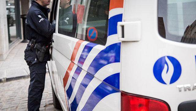 Полиция в Бельгии. Архивное фото