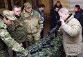 """Прицелами """"Швабе"""" может комплектоваться оружие для военно-тактических игр"""