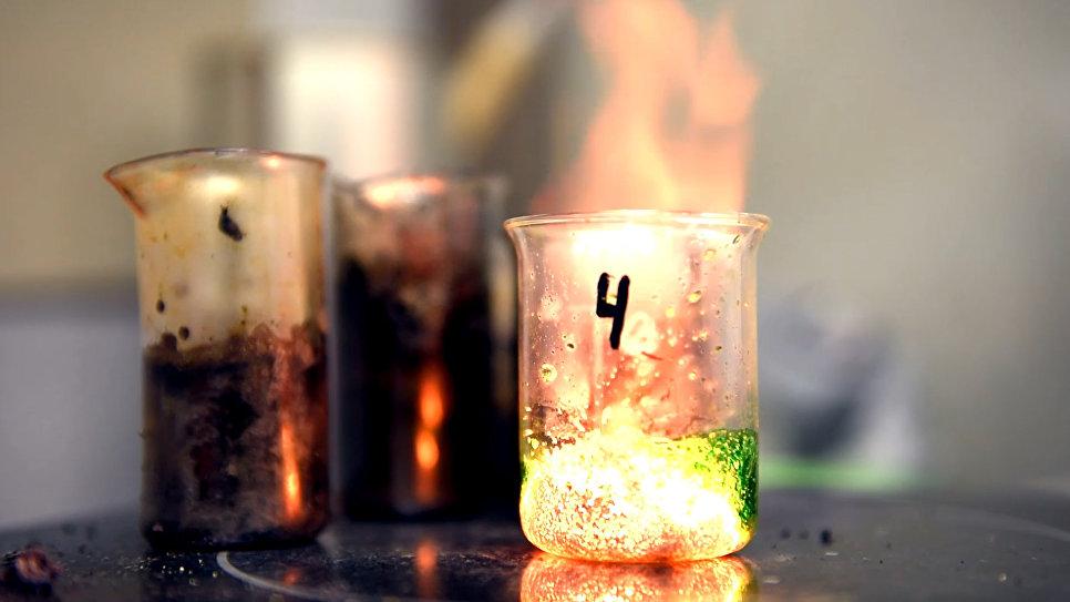 Самораспространяющийся высокотемпературный синтез (СВС)