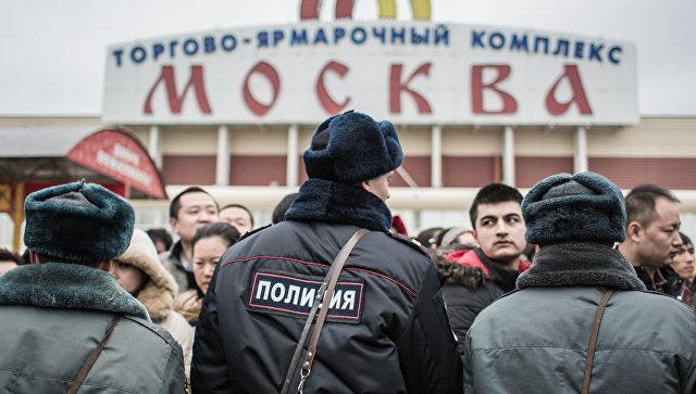 Иностранца забили досмерти в российской столице