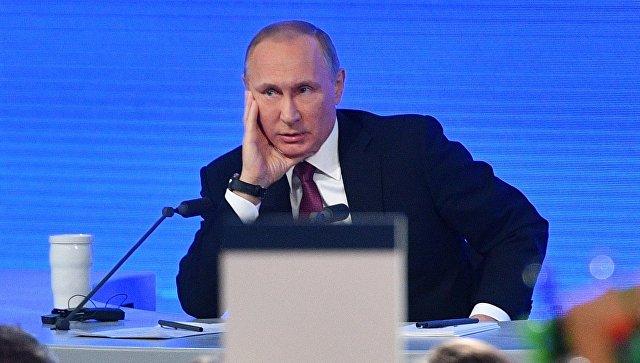 Путин ответил наобвинения вадрес РФ  вкибератаках