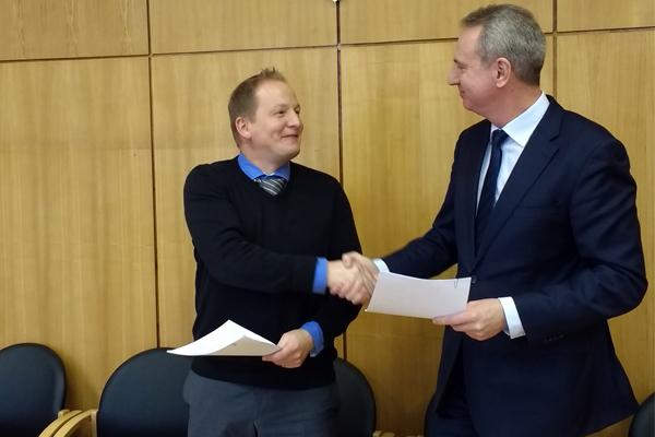 Немецкая компания Hergert GmbH будет выпускать изделия для инвалидов на предприятии Швабе