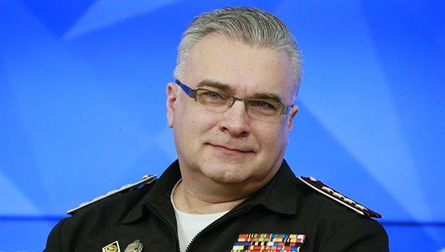 Начальник Управления культуры Министерства обороны РФ Антон Губанков. Архивное фото