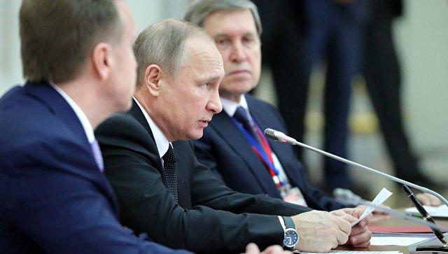Количество конфликтов и пламенных точек неуменьшается— Путин