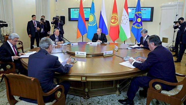 Постоянный совет ОДКБ одобрил соглашение об информационной безопасности