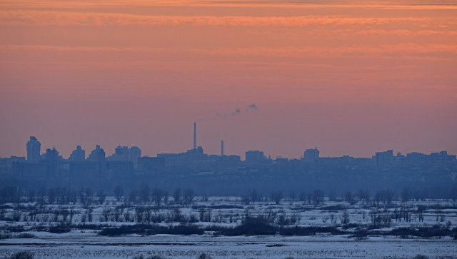 Аэропорт Барнаула не принимает самолеты из-за сильного тумана