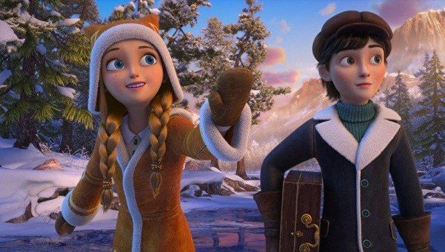 Впрокат вышла 3-я часть воронежского мультика «Снежная Королева»