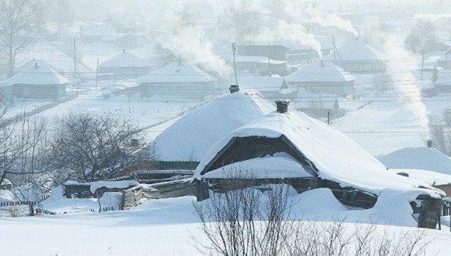 Нетрезвый ибосой: полицейские Кузбасса спасли прохожего отобморожения