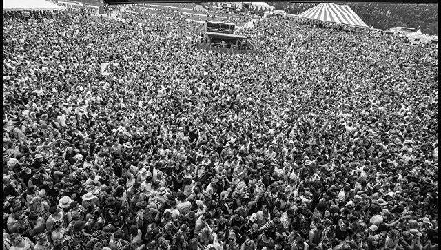 Вдавке намузыкальном фестивале вАвстралии пострадали десятки человек