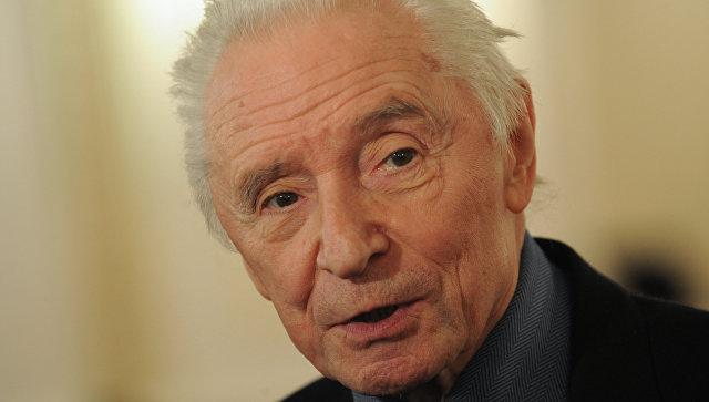Путин поздравил с90-летним юбилеем хореографа Юрия Григоровича