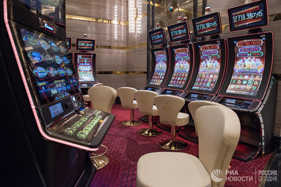 Игровые автоматы в Сочи Казино и Курорт