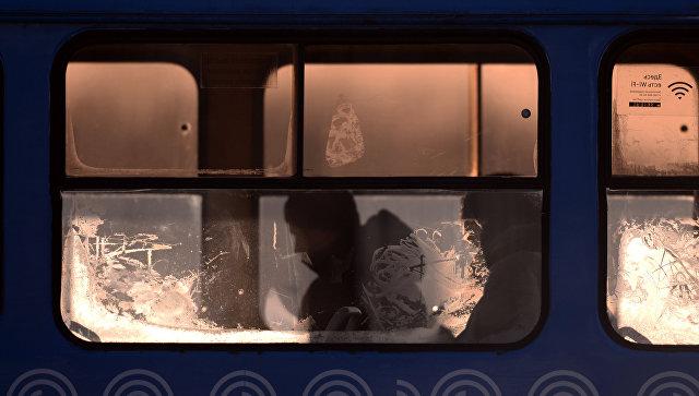"""В Москве оштрафовали полторы тысячи """"зайцев"""" в автобусах без турникетов"""