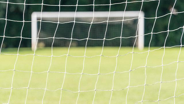 Ребенок вТуве умер после падения нанего футбольных ворот