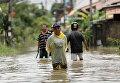 Наводнение на юге Таиланда, 6 января 2017
