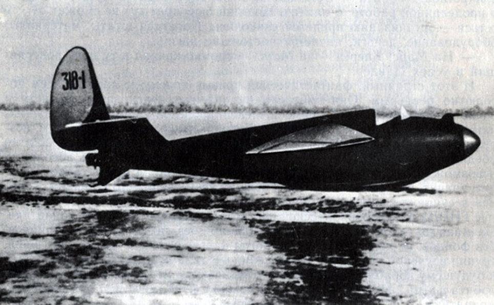 Ракетоплан РП-318-1