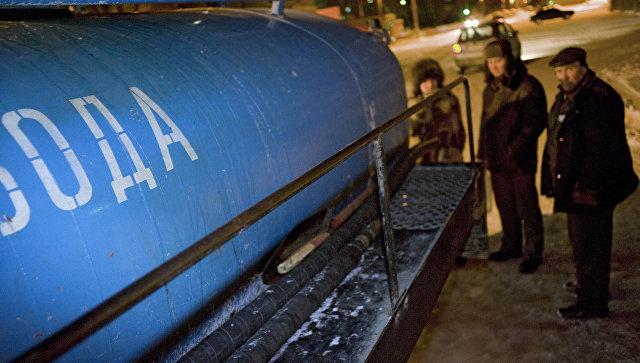 Из-за дорожной аварии наводопроводе без воды остались неменее 7500 липчан