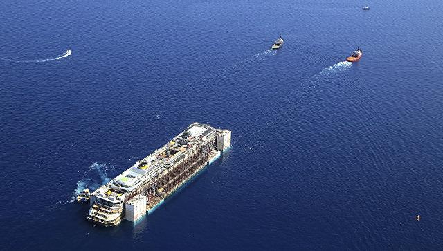 Суд вИталии подтвердил вердикт капитану лайнера Costa Concordia