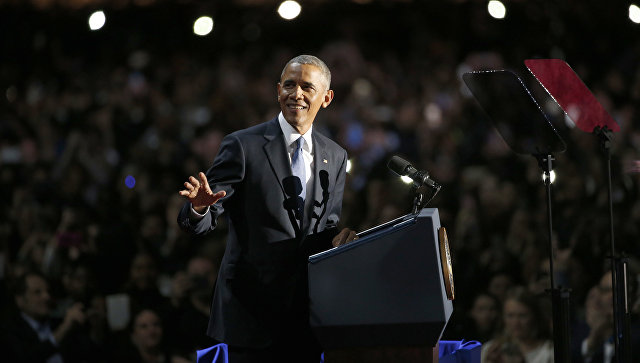 Обама получит $400 тыс. завыступление наУолл-стрит