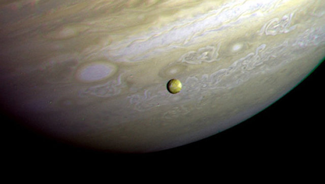 Аппарат «Юнона» остается на собственной текущей орбите вокруг Юпитера