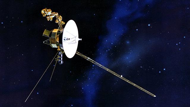"""Выход """"Вояджера-2"""" в межзвездную среду ожидается в декабре, сообщил ученый"""