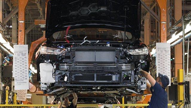 Производство новой модели Ford Focus во Всеволожске. Архивное фото