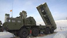 Небо под контролем: в Подмосковье развернулись комплексы ЗРС С-400 Триумф