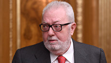 Председатель ПАСЕ Педро Аграмунт. Архивное фото