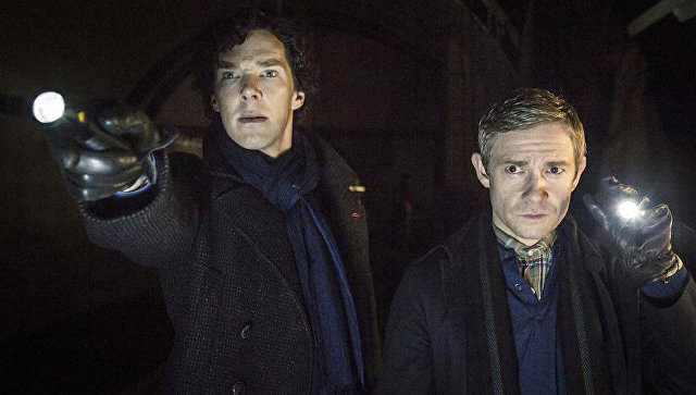 Всеть Интернет «слили» новейшую серию «Шерлока» доофициальной премьеры
