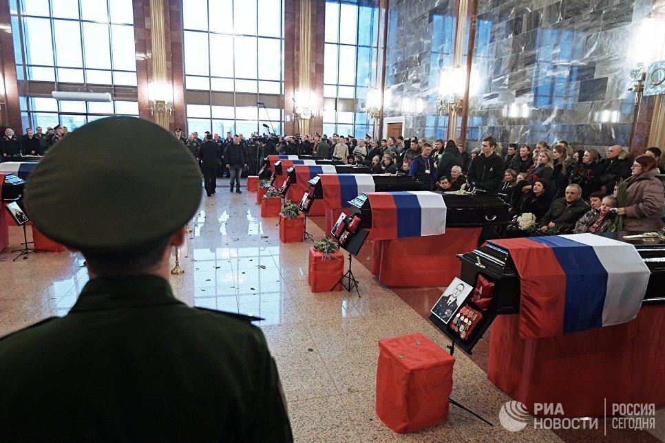 МАК подключился к изучению катастрофы Ту-154