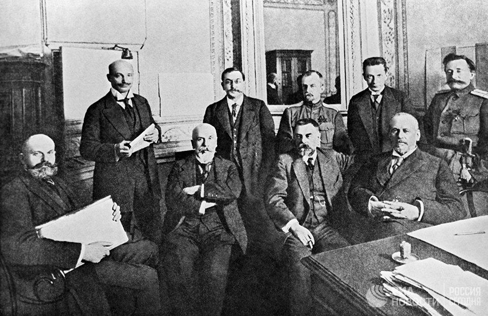 Временный комитет Государственной думы 1917 года