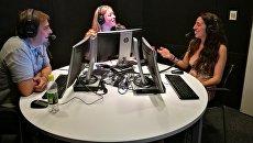 Sputnik открывает современную радиостудию в Уругвае
