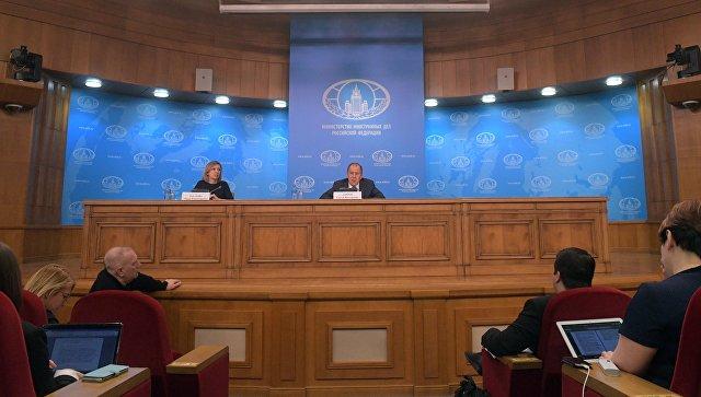 Позиция Трампа поборьбе стерроризмом приветствуется Россией— Лавров