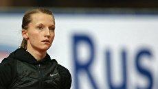 Чемпионка Европы 2014 года в прыжках с шестом Анжелика Сидорова. Архивное фото