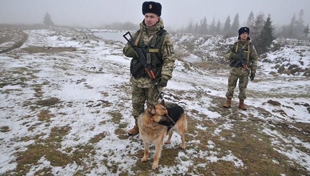 Вгосударстве Украина заблокировали дороги уграниц сРумынией иСловакией