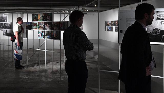 Выставка победителей и призеров Международного конкурса фотожурналистики имени Андрея Стенина. Архив