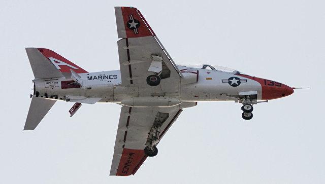 ВМиссисипи рухнул самолет ВВС США