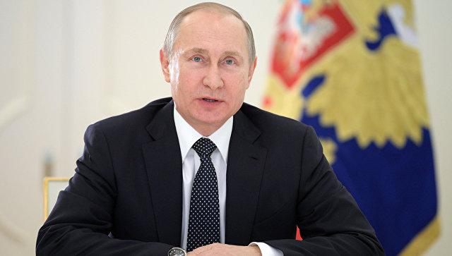 Путин поблагодарил задоверие участников приватизации «Роснефти»
